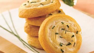 Sweet Onion Pinwheels
