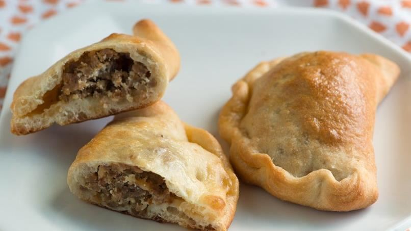 Sausage and Ricotta Hand Pies