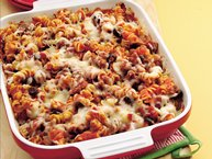 Make-Ahead Pizza Casserole