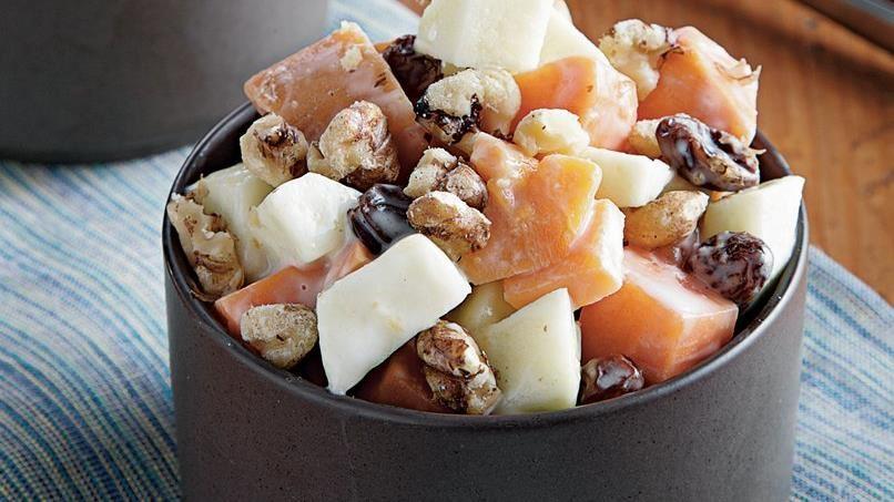 Sweet Potato Apple Salad