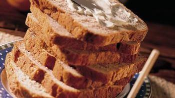 Bread Machine Caramel Apple and Pecan Bread