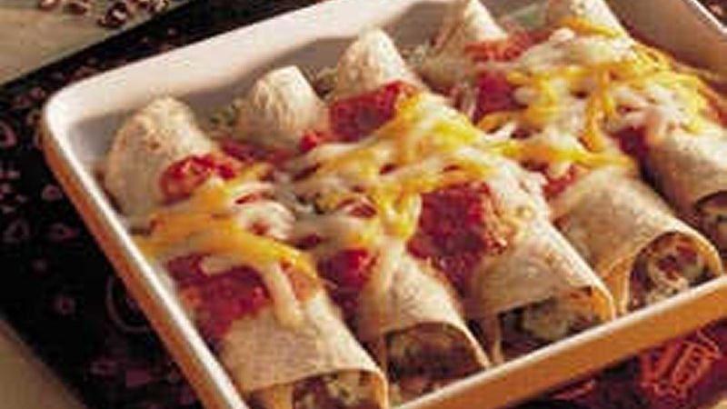 Anasazi Enchiladas