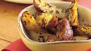 Garlic Oven Fries