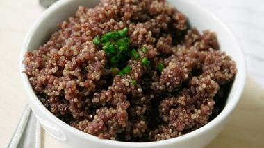 Drunken Quinoa