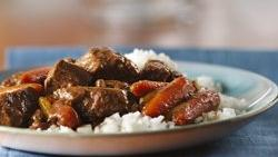 Slow-Cooker Korean Beef Stew