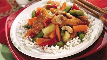 Speedy Sweet and Sour Chicken