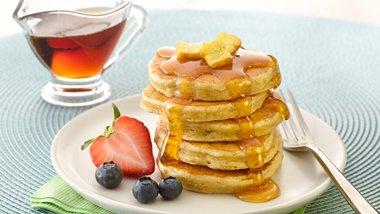 Mini French Toast Pancakes
