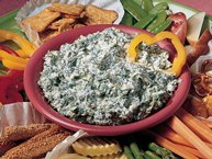 Savory Spinach Dip