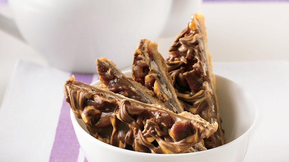 Toffee-Pecan Bars