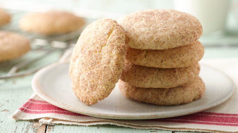 Snickerdoodles (lighter recipe)