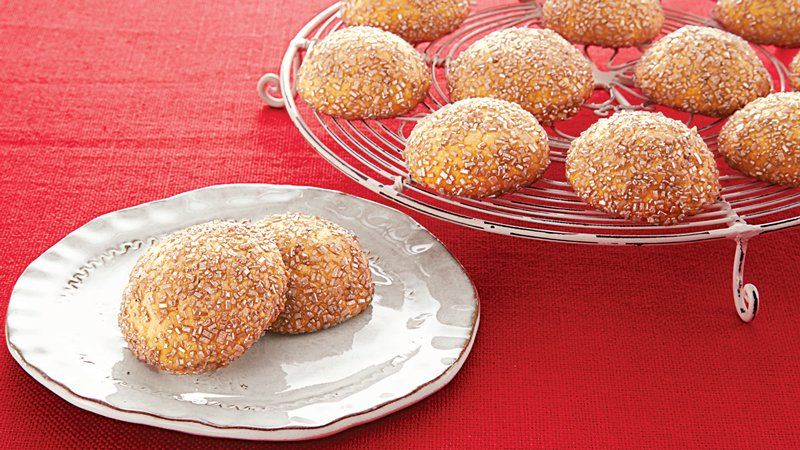 Tinsel Cookies