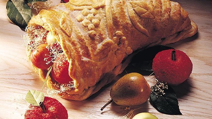 Pastry Cornucopia