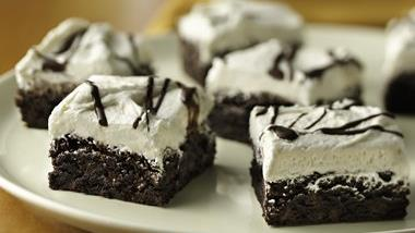 Gluten-Free Whoopie Pie Brownies