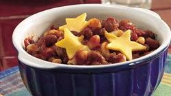 Skillet Beefy Chili Mac