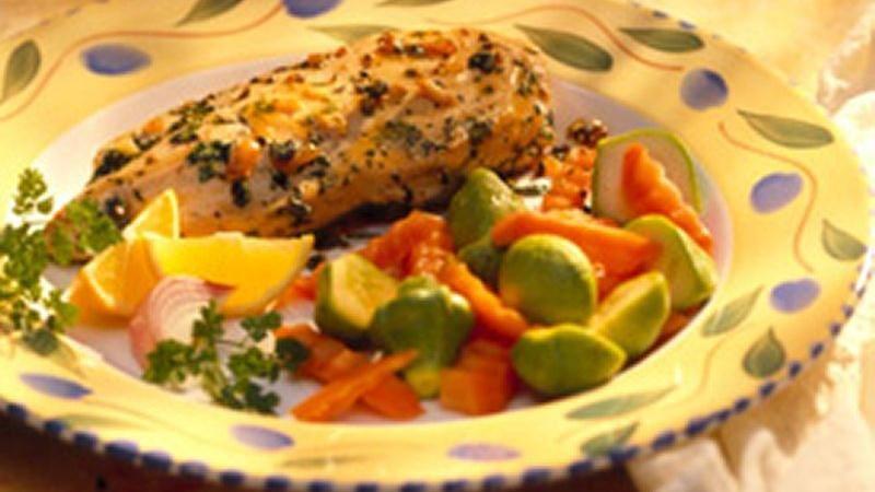Chicken in Fresh Herbs