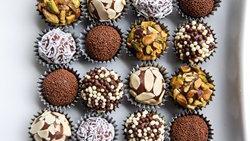 Brigadeiro – Brazilian Chocolate Truffles