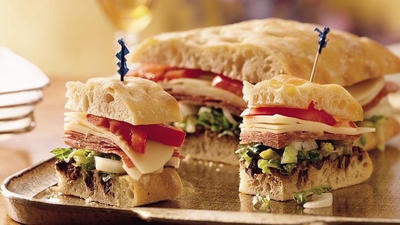 Milano Ciabatta Sandwich