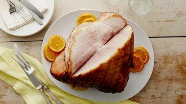 Easy Honey-Baked Ham
