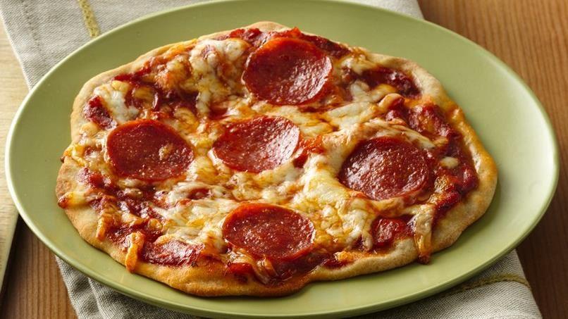 Gluten-Free Personal Pepperoni Pizzas