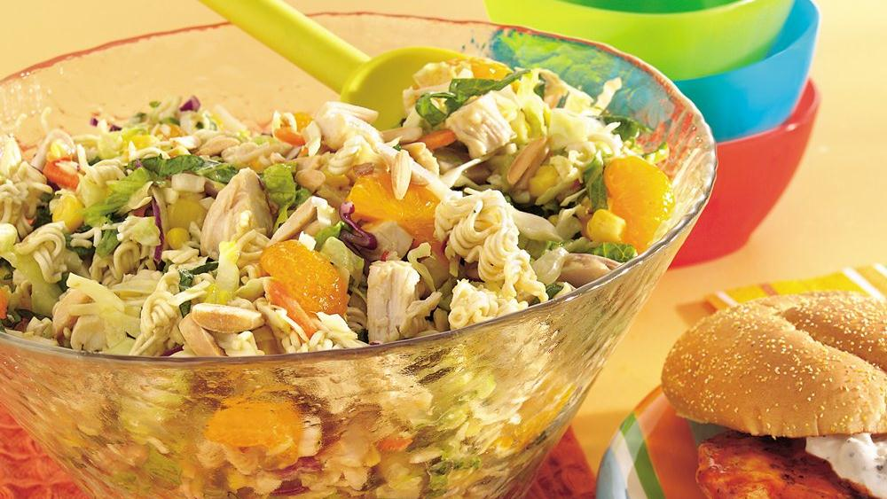 Honey-Mustard Chicken Salad