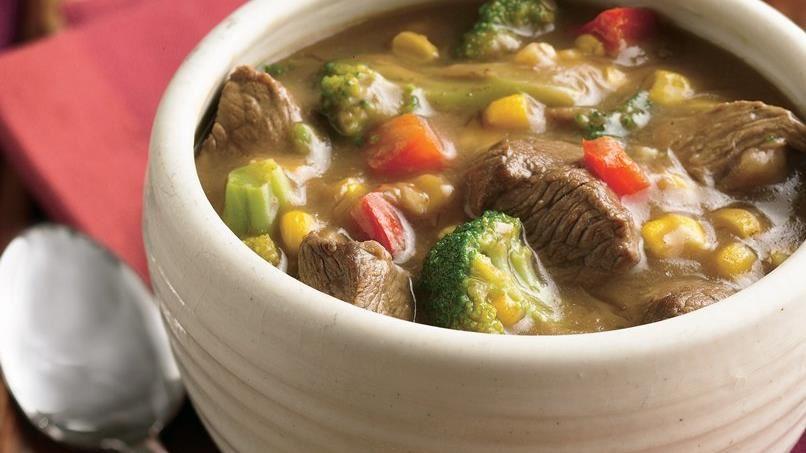 No-Fuss Beef Stew