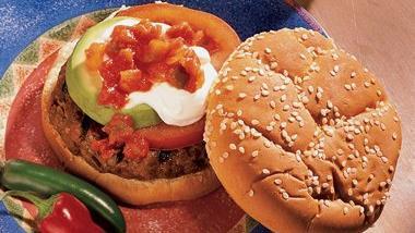 Salsa Burgers