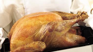 High-Heat Roast Turkey
