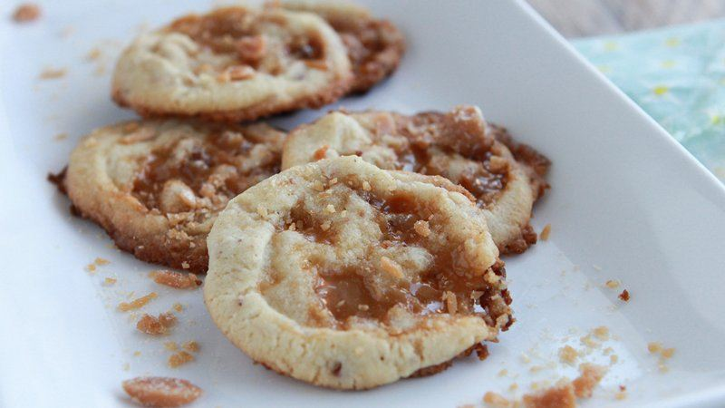Butterscotch Bacon Sugar Cookies