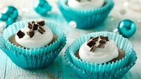 Frozen Mocha Mint Cups