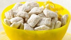 Lemon Buddies Chex Mix