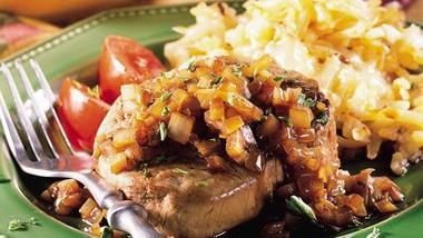 Steak Neapolitan