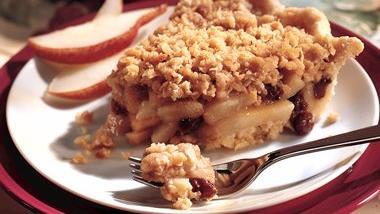 Pear-Raisin Pie