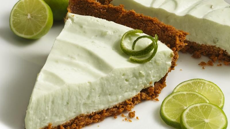 Creamy Key Lime Pie recipe from Betty Crocker