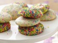 Birthday Confetti Cookies