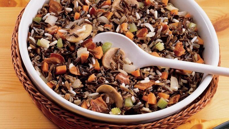 Dad´s Wonderful Wild Rice Casserole