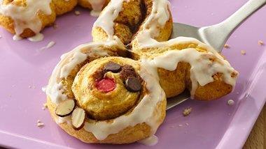 Cinnamon Roll Funny Bunnies