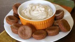 Pumpkin Cookie Dip