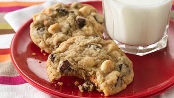 Triple-Chip Cookies
