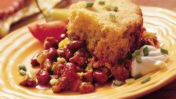 Slow-Cooker Tamale Pie