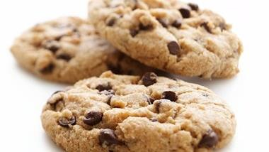 Skinny Chocolate Chip Cookies
