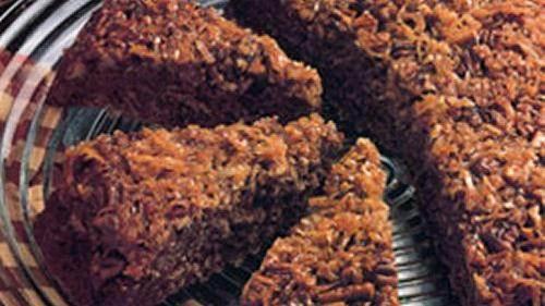 Chocolate Peanut Butter Pug Cake Recipe From Betty Crocker