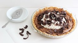 No-Bake French Silk Pie