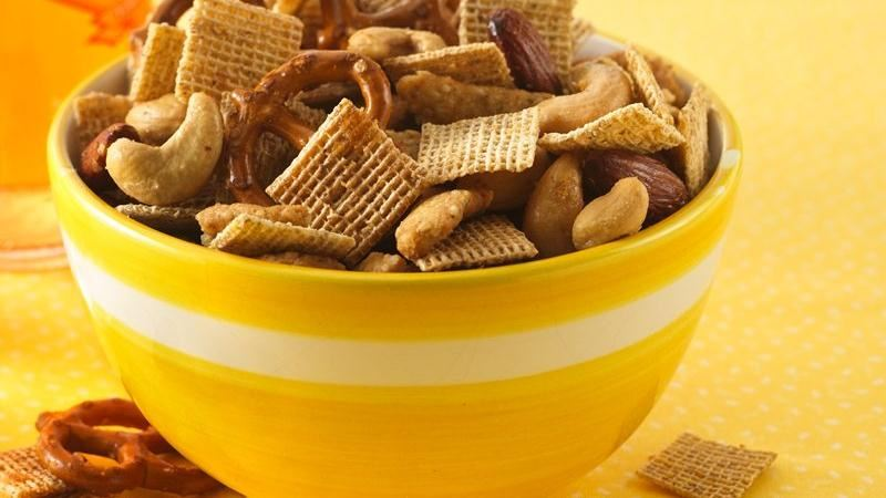 Multi-Grain Snack Mix