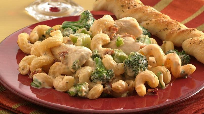 Chicken and Broccoli Cavatappi