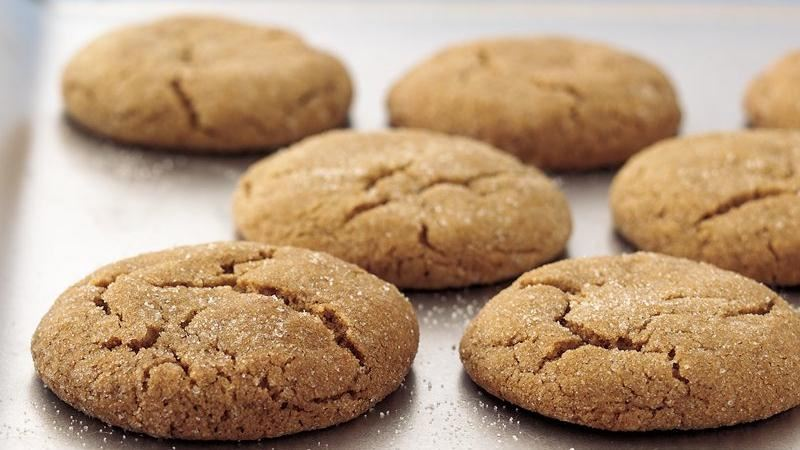 Ginger Crinkles