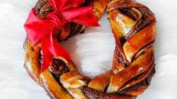 Pan Trenzado de Chocolate y Avellana