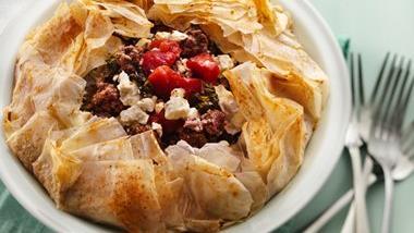 Greek Spanakopita Pie