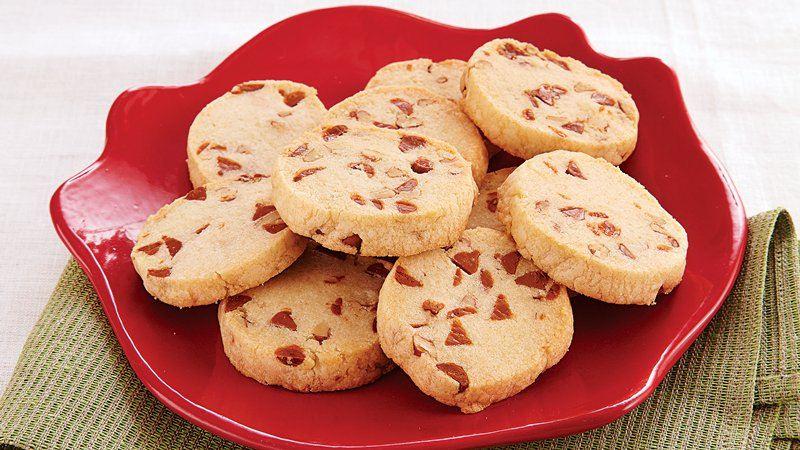 Cinnamon Chip Icebox Cookies