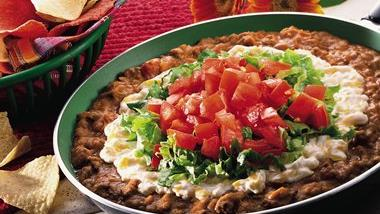 Tortilla Dip Supper