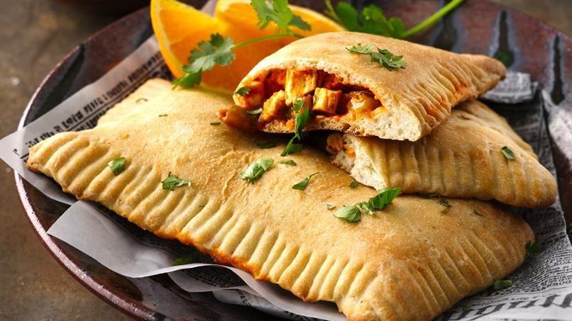 Chicken Tikka Masala Pies